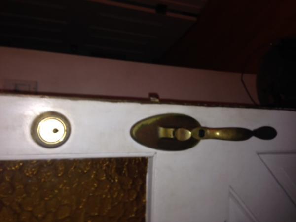 door knob security devices photo - 16