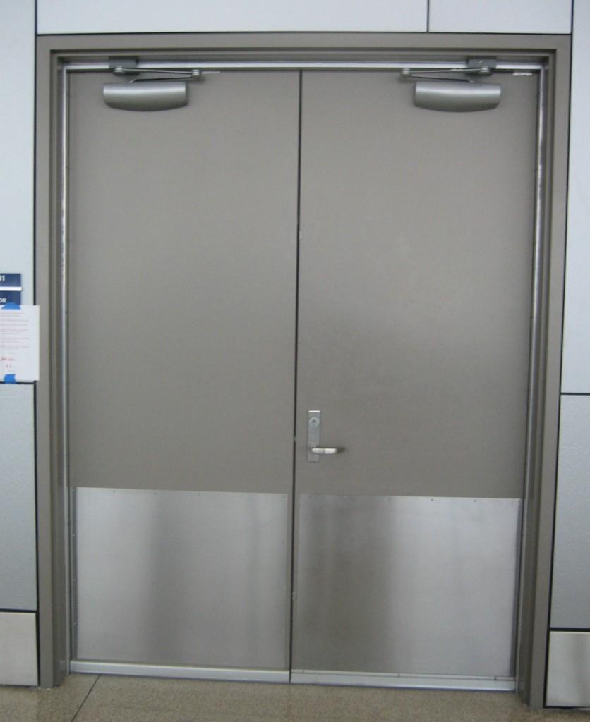 door knob security plate photo - 12