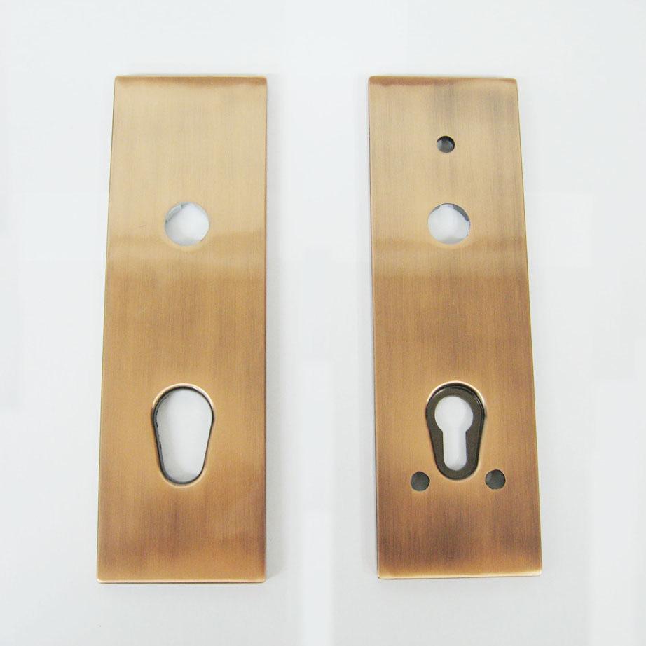 door knob security plate photo - 13