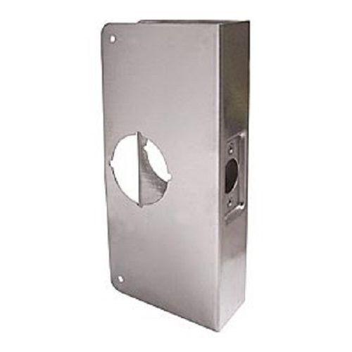door knob security plate photo - 2