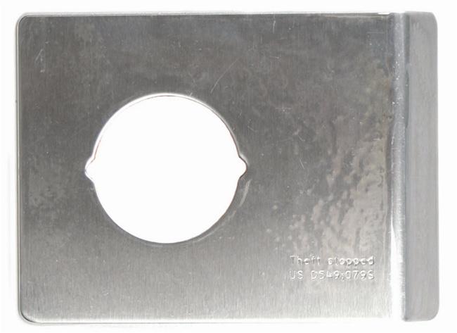 door knob security plate photo - 3