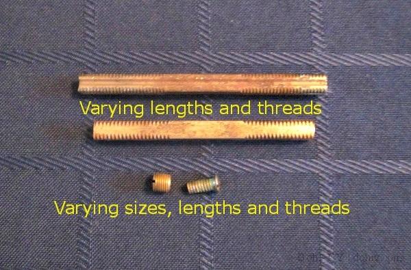 door knob set screws photo - 14