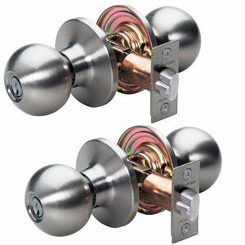 door knob sets keyed alike photo - 4