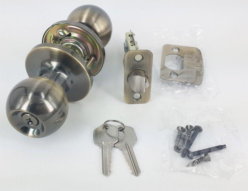 door knob sets keyed alike photo - 9