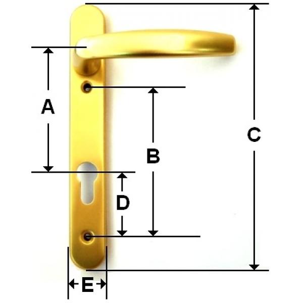 door knob spindle replacement photo - 9
