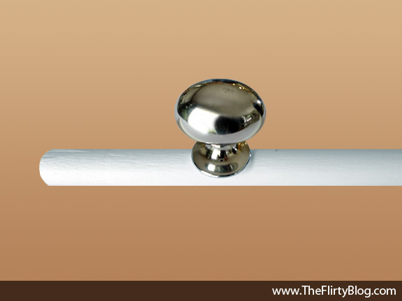 door knob sticks photo - 9