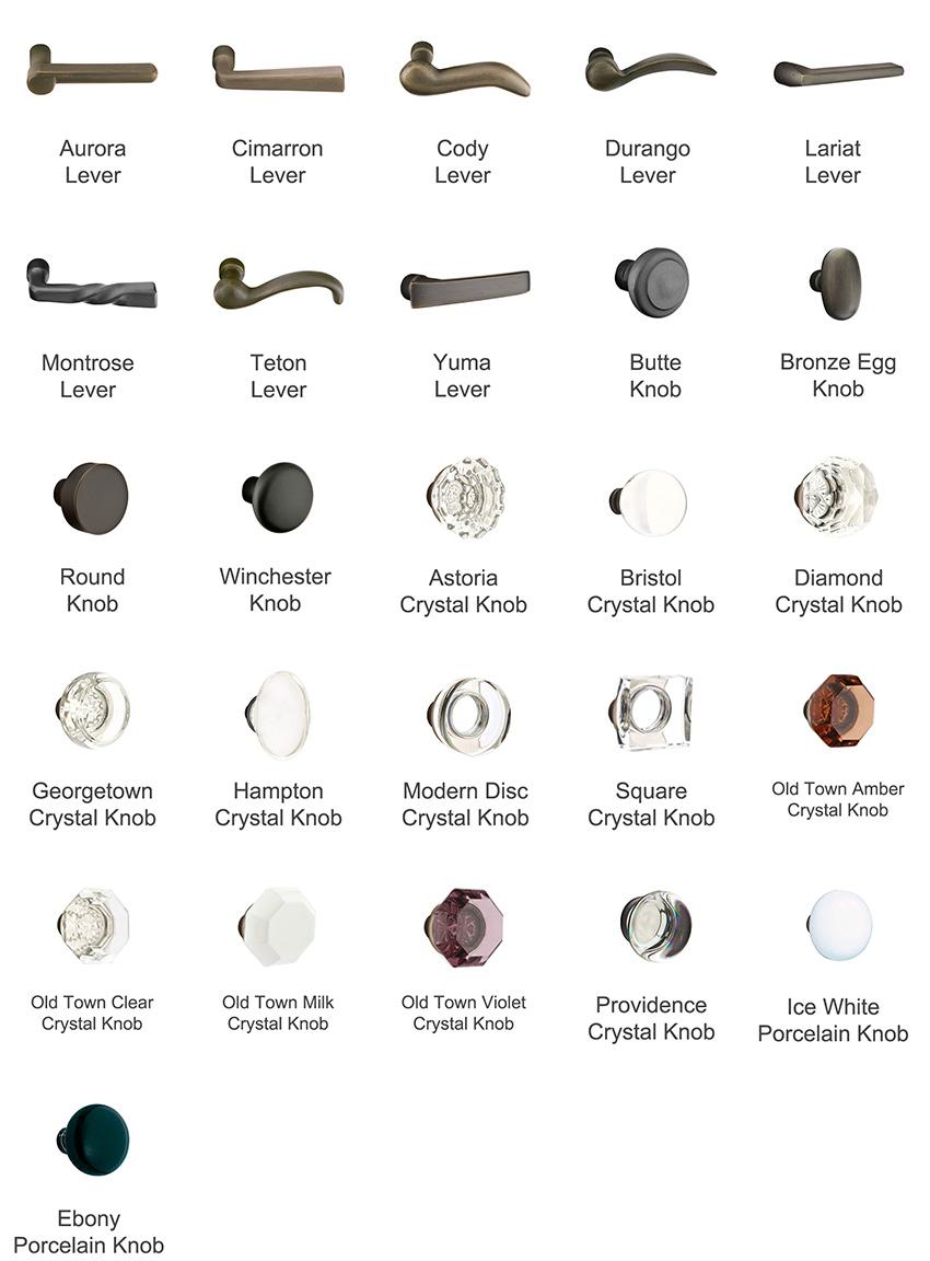 door knob styles photo - 9
