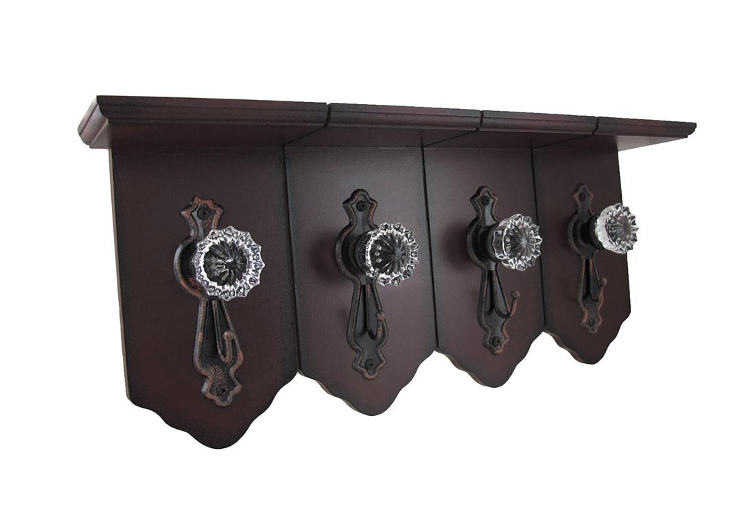 door knob wall hooks photo - 20