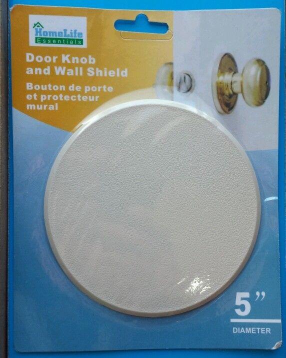door knob wall protector photo - 12