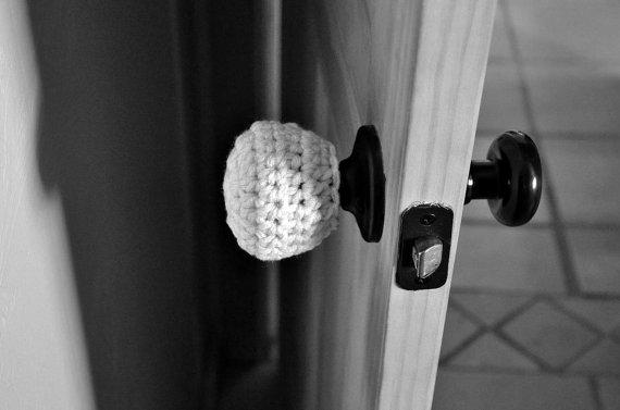 door knob wall protector photo - 17
