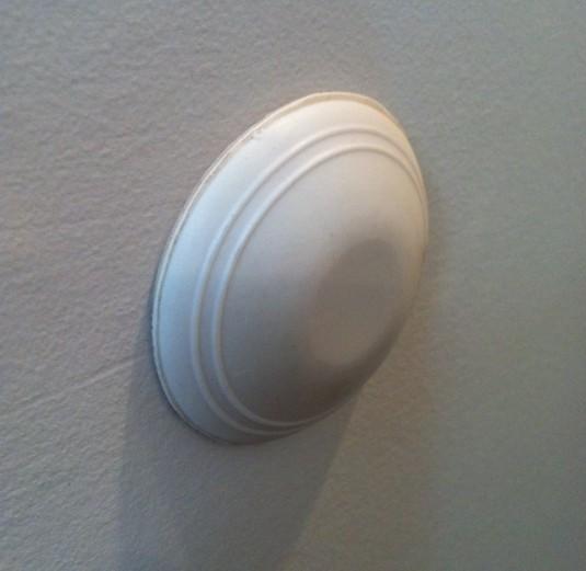 door knob wall protector photo - 4