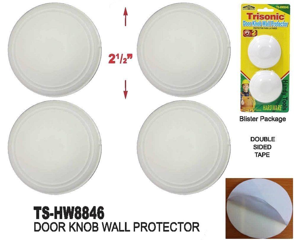 door knob wall protector photo - 6