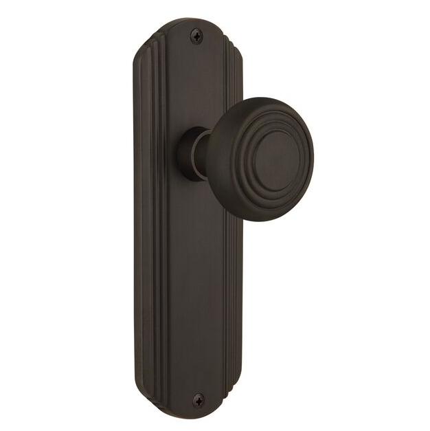 door knob with backplate photo - 14