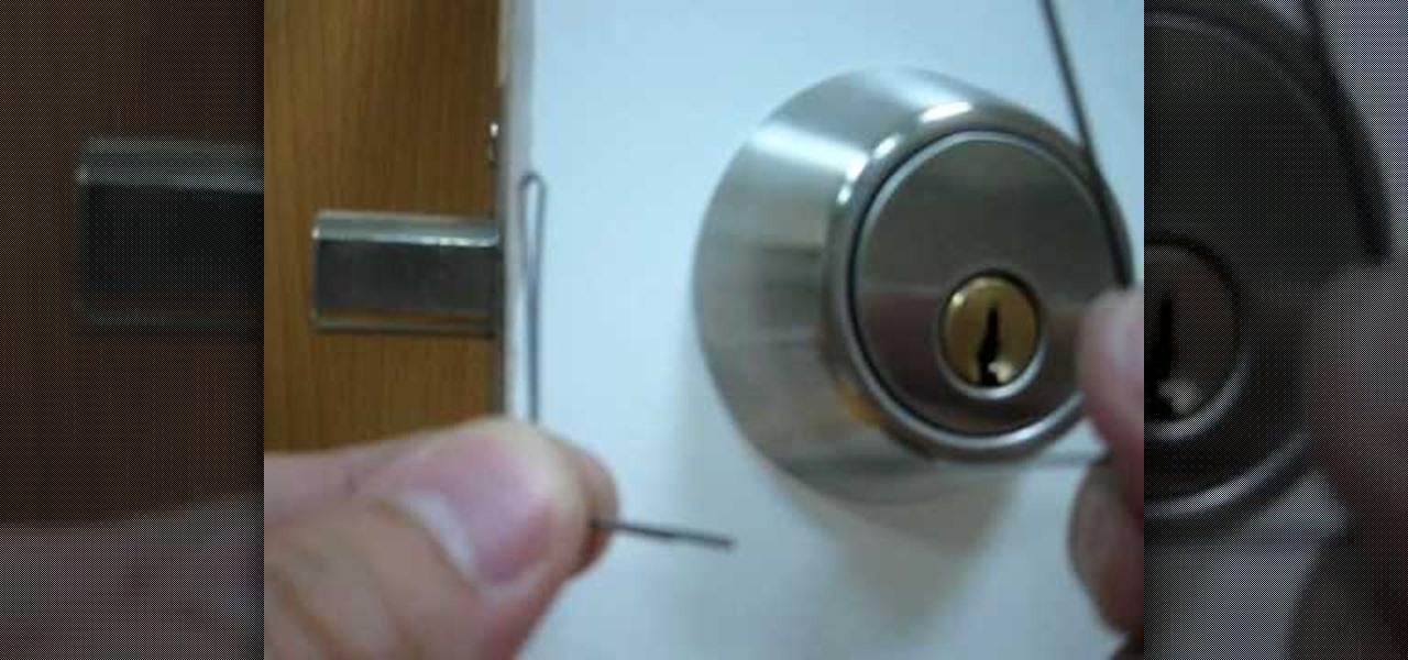 door knob with deadbolt photo - 12