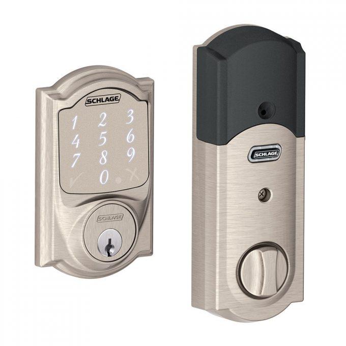 door knob with deadbolt photo - 18