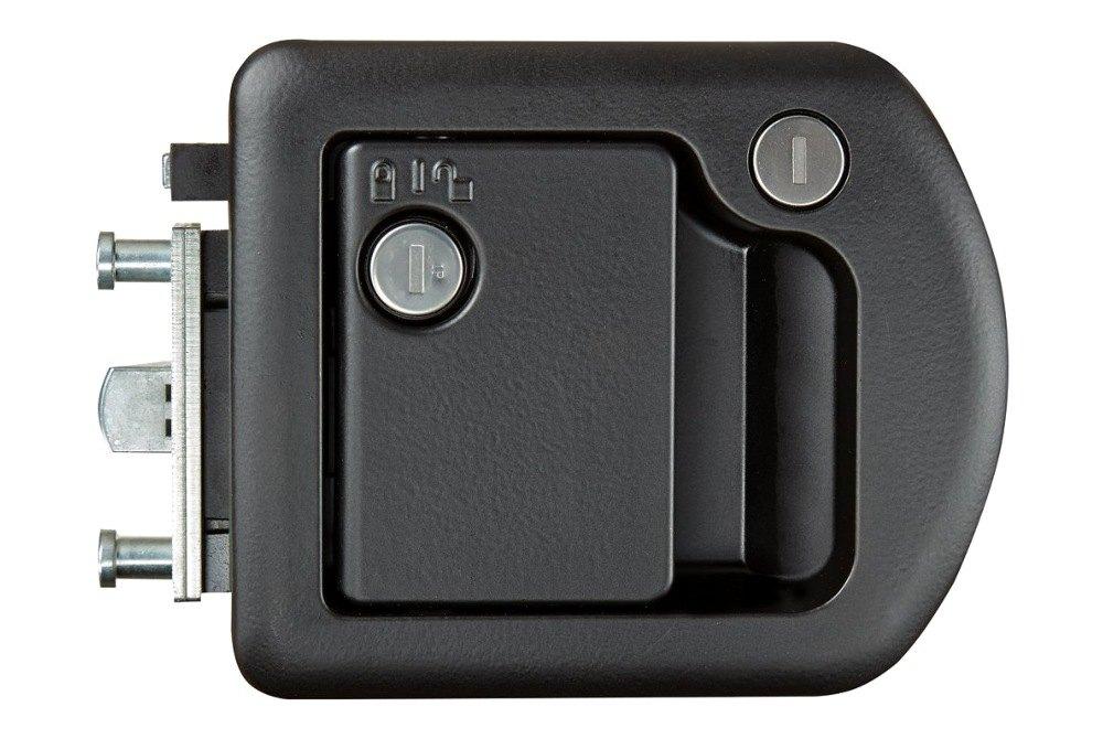 door knob with deadbolt built in photo - 7
