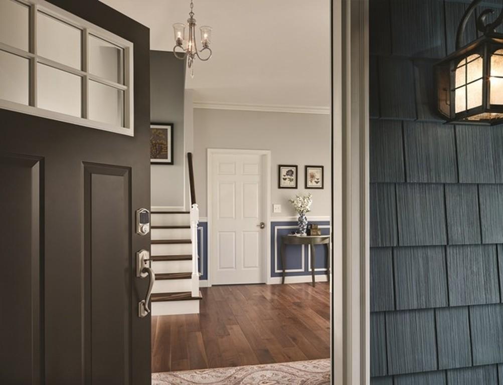 door knob with deadbolt built in photo - 8