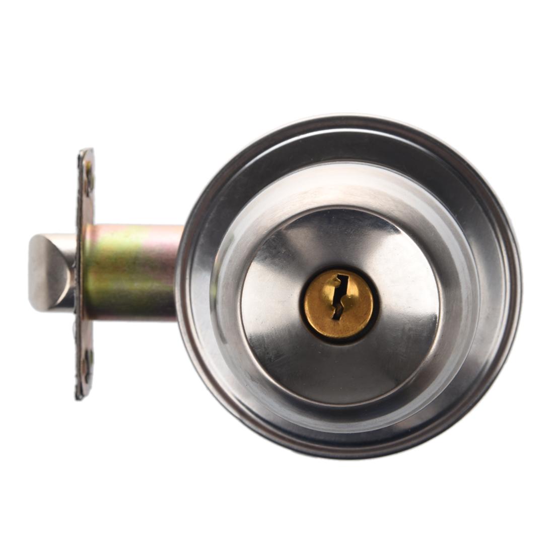 door knob with key photo - 18