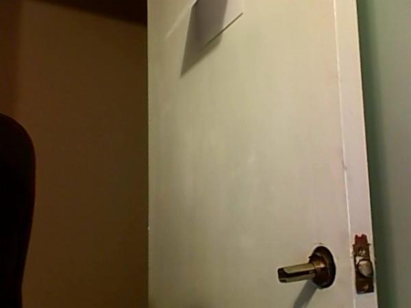 door knob without screws photo - 9