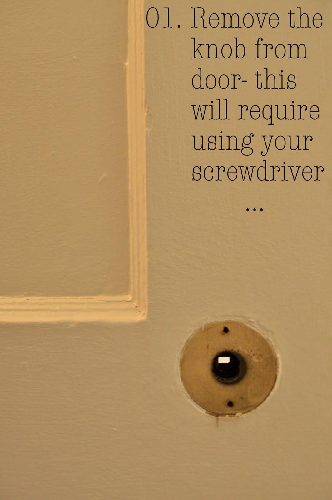 door knobs and broomsticks photo - 4