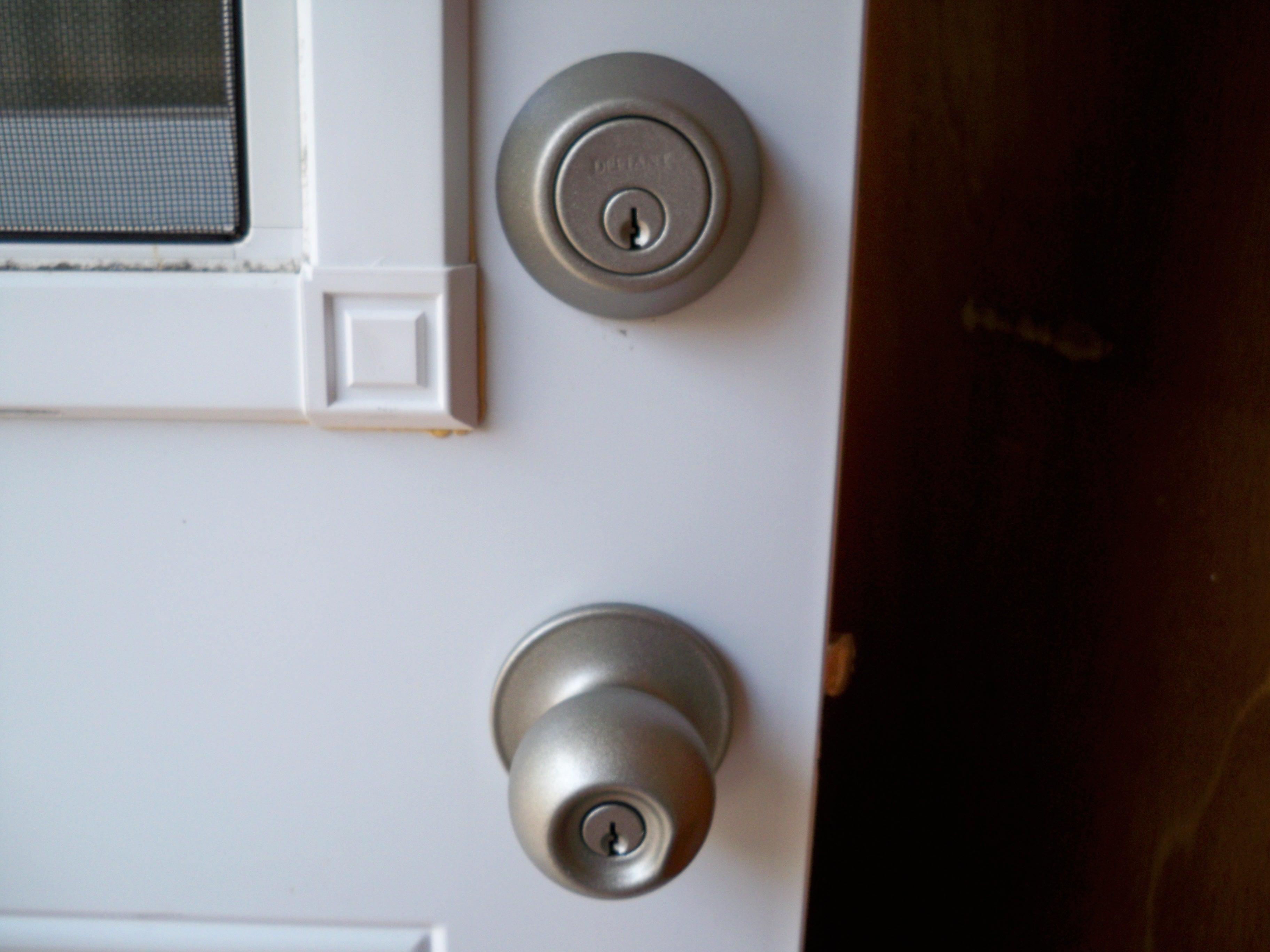 door knobs and broomsticks photo - 7
