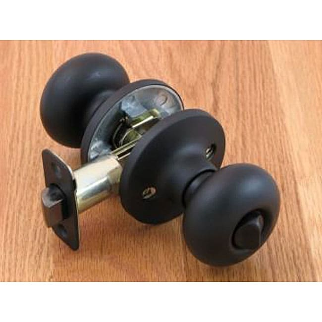 door knobs black photo - 5