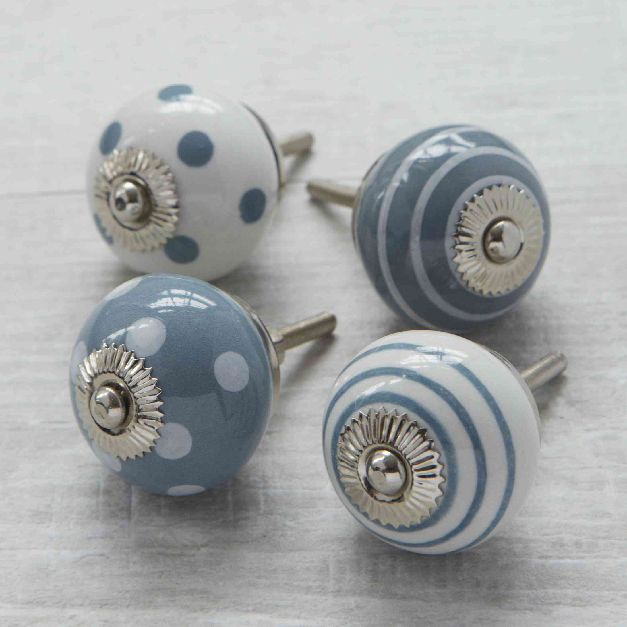 door knobs ceramic photo - 10