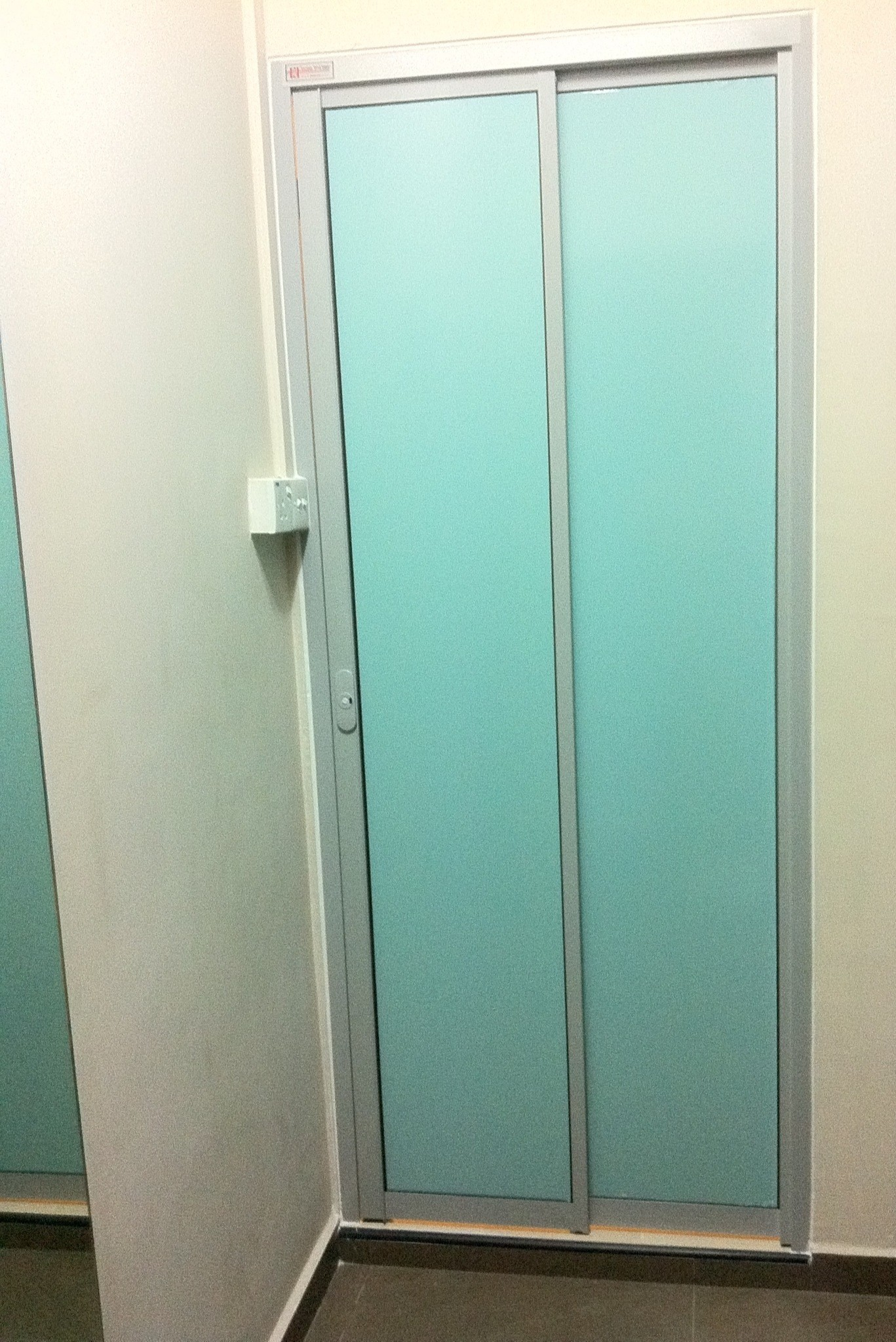 door knobs for bifold doors photo - 11