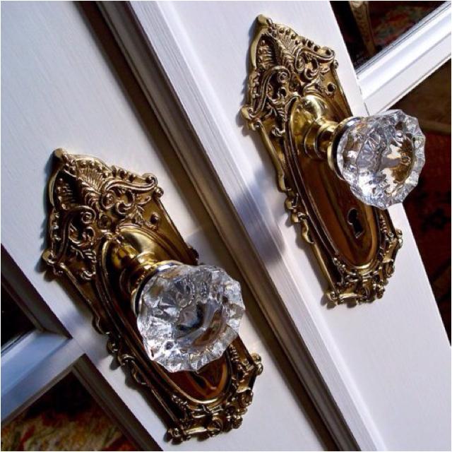 door knobs for double doors photo - 3