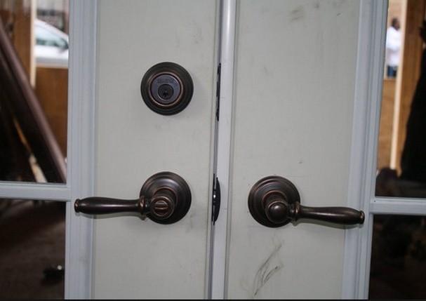door knobs for double doors photo - 5