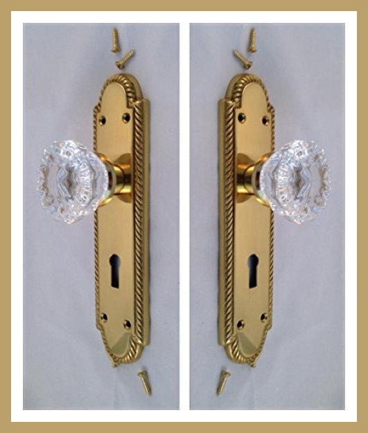 door knobs for french doors photo - 6