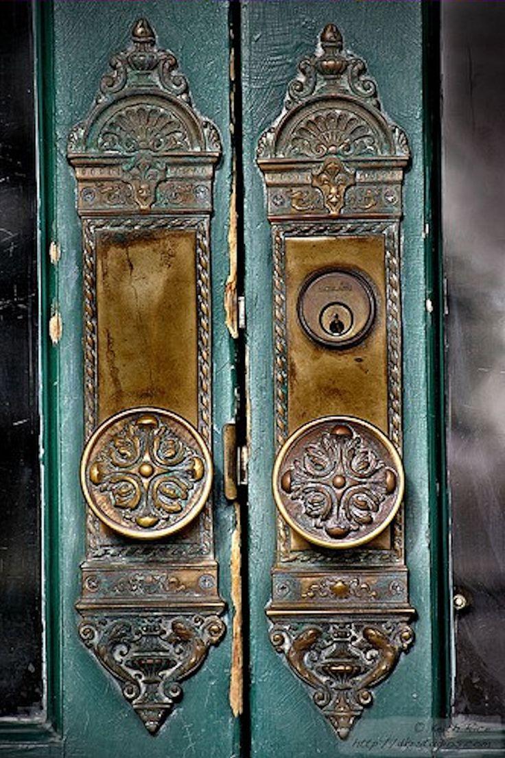 door knobs for old doors photo - 2