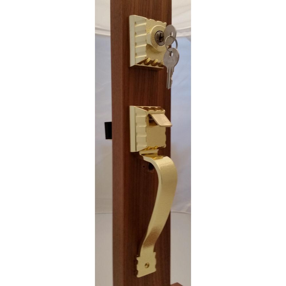 door knobs for thick doors photo - 19