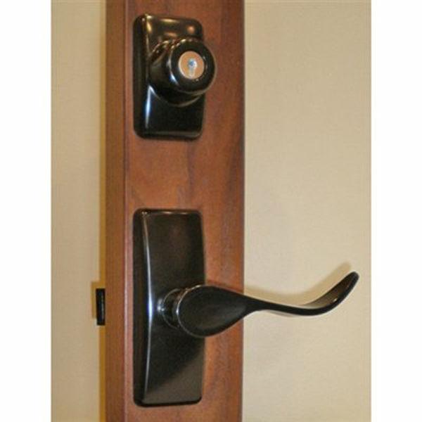 door knobs for thick doors photo - 3