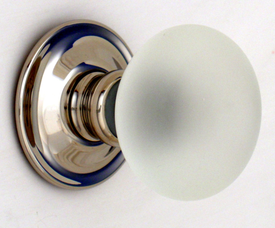 door knobs glass photo - 10