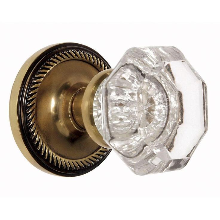door knobs glass photo - 20