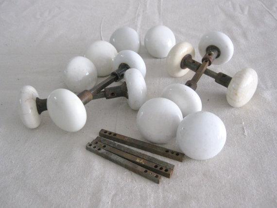 door knobs porcelain photo - 20