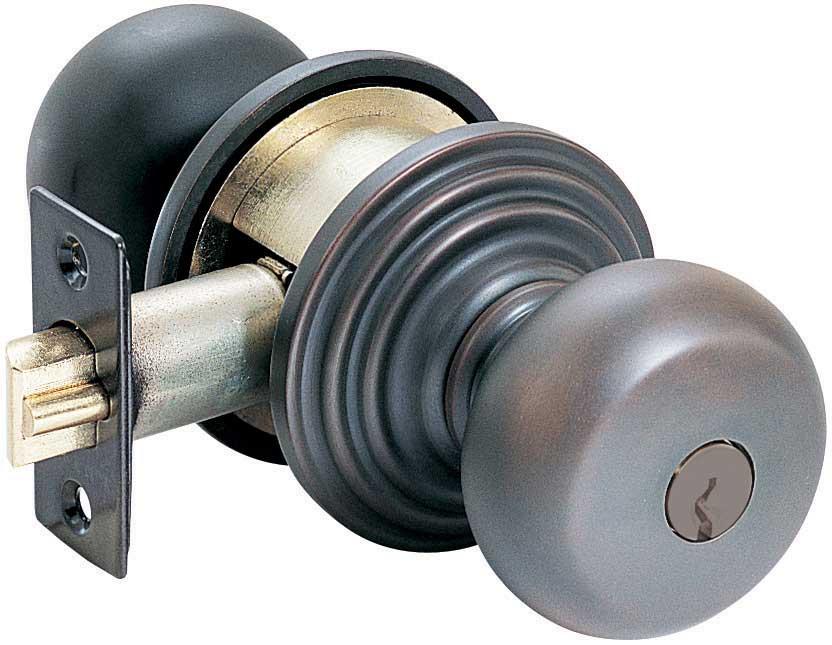 door knobs that lock photo - 17