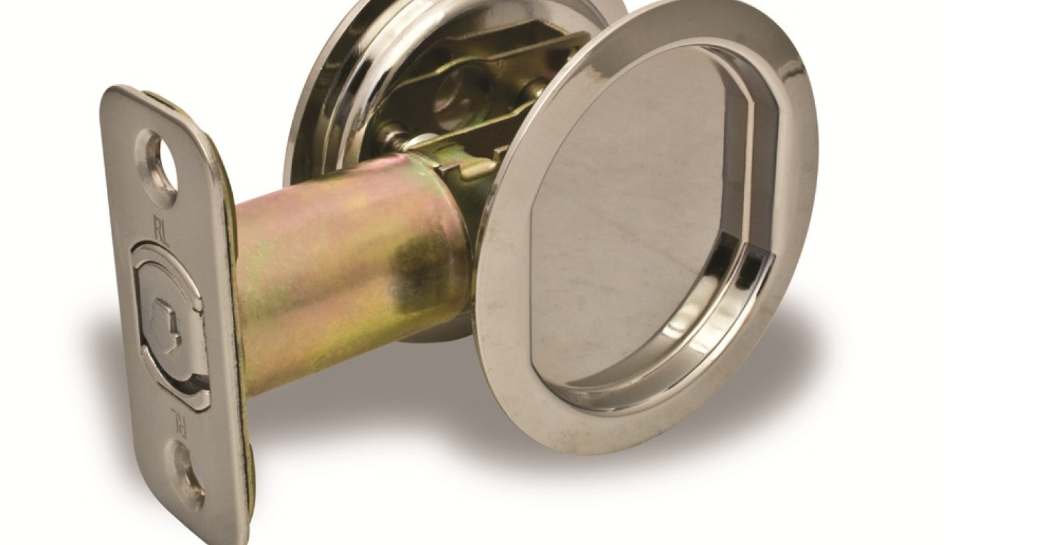 door knobs that lock automatically photo - 15