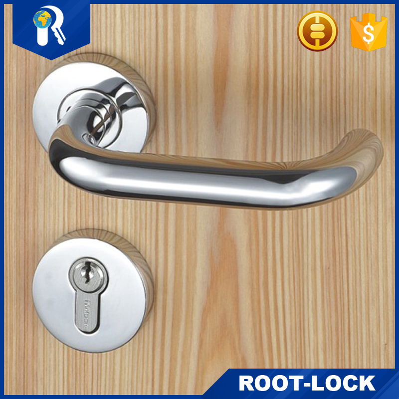 door knobs that lock automatically photo - 20