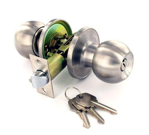 door knobs with keys photo - 8