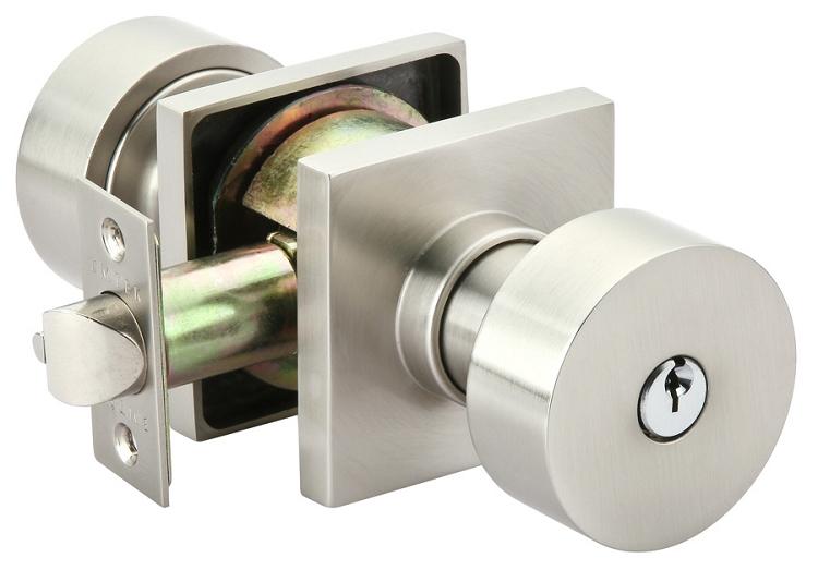 double cylinder door knob photo - 12