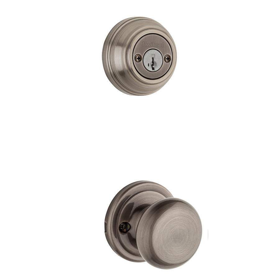 double cylinder door knob photo - 7