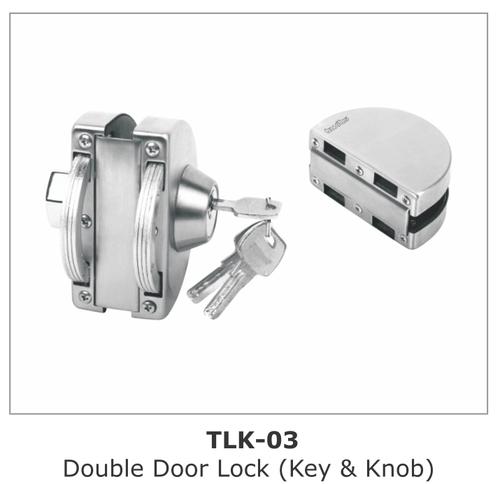 double key door knob photo - 15