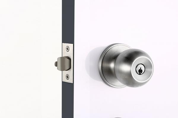double key door knob photo - 9