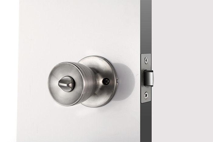 double lock door knob photo - 14