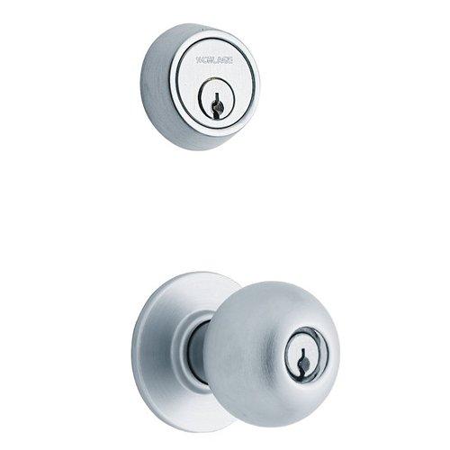double lock door knob photo - 5
