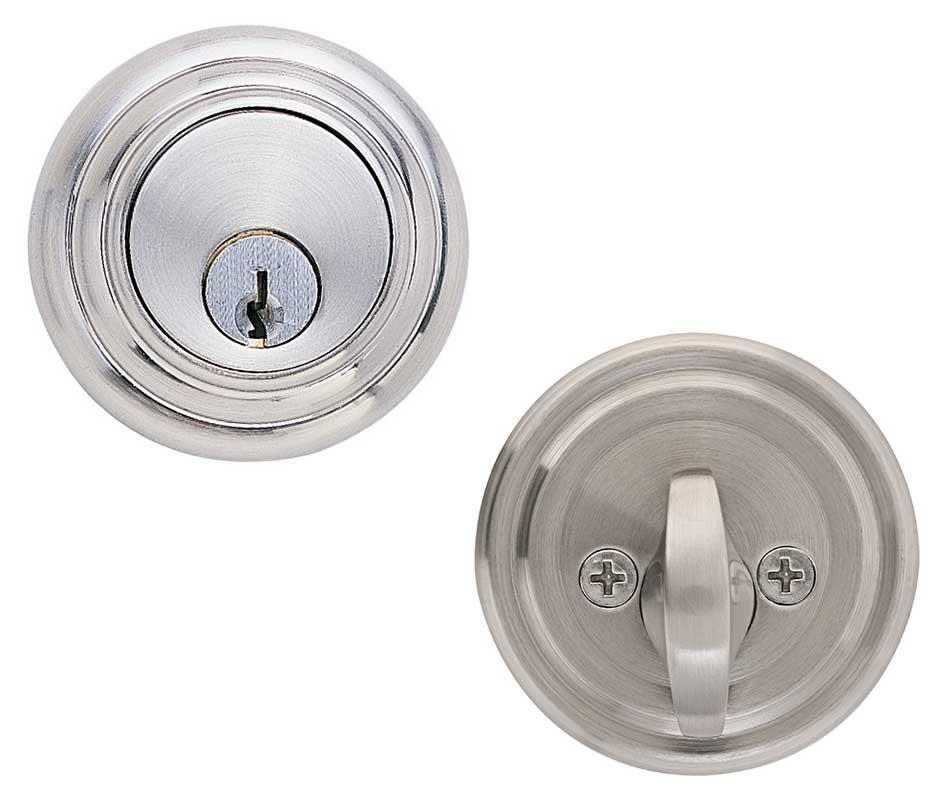 double lock door knob photo - 8