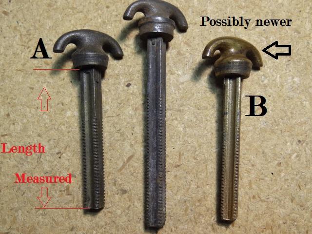 dummy door knob spindle photo - 20