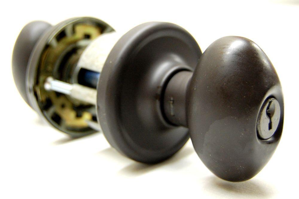 egg shaped door knob photo - 9